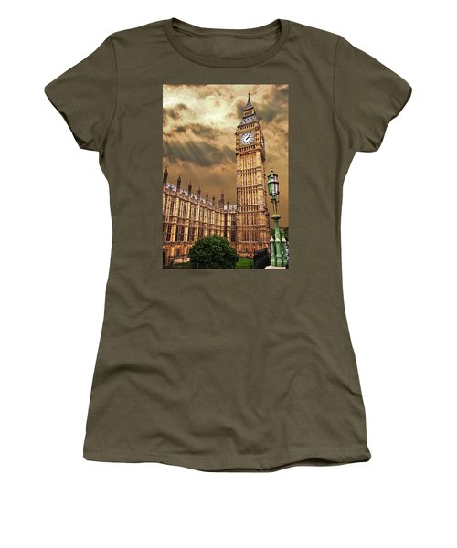 Big Ben's House Women's T-Shirt