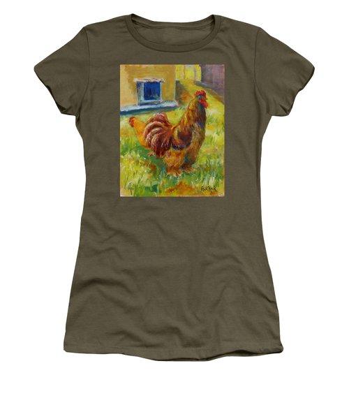 Big Daddy Women's T-Shirt (Junior Cut) by William Reed