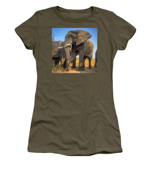 Big Guy Women's T-Shirt