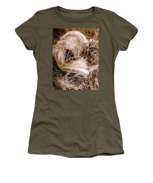 Bird Ape And Not Ape Bird Women's T-Shirt (Athletic Fit)