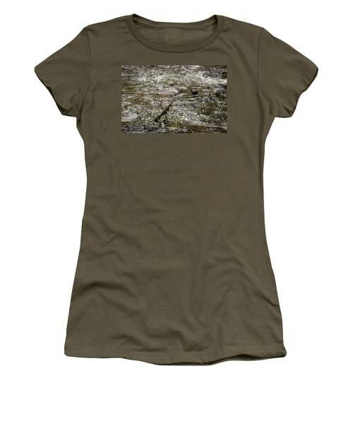 Bird On A River Women's T-Shirt