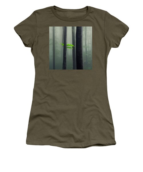 Bit Of Green Women's T-Shirt