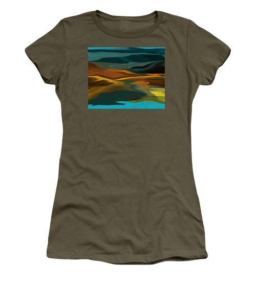 Black Hills Abstract Women's T-Shirt
