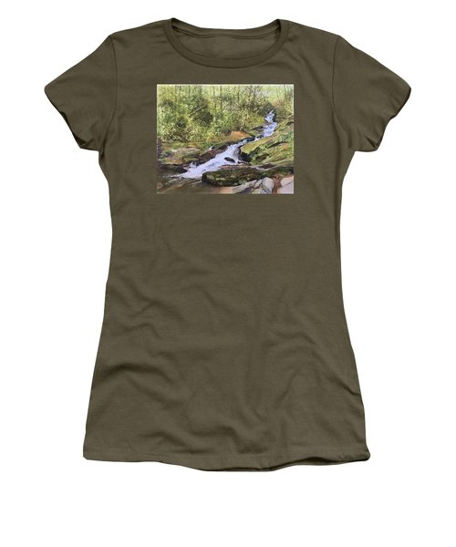 Black Mountain Symphony Women's T-Shirt (Athletic Fit)