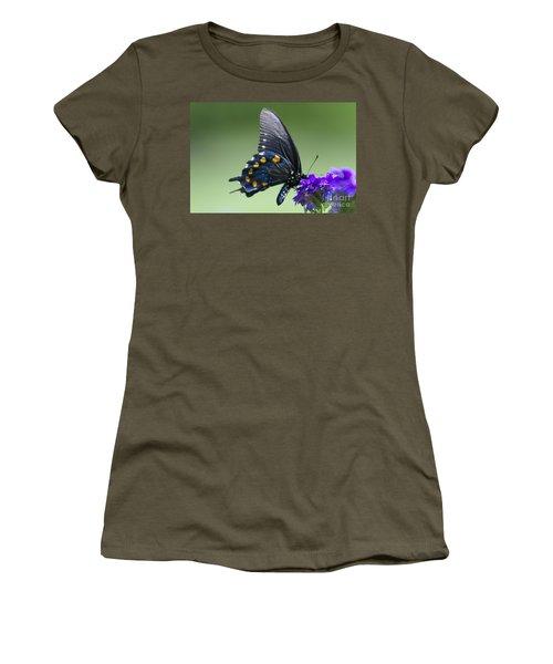 Black Swallowtail Women's T-Shirt