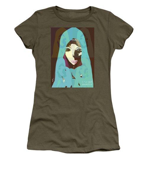 Blessed 2 Women's T-Shirt (Junior Cut) by Ann Calvo