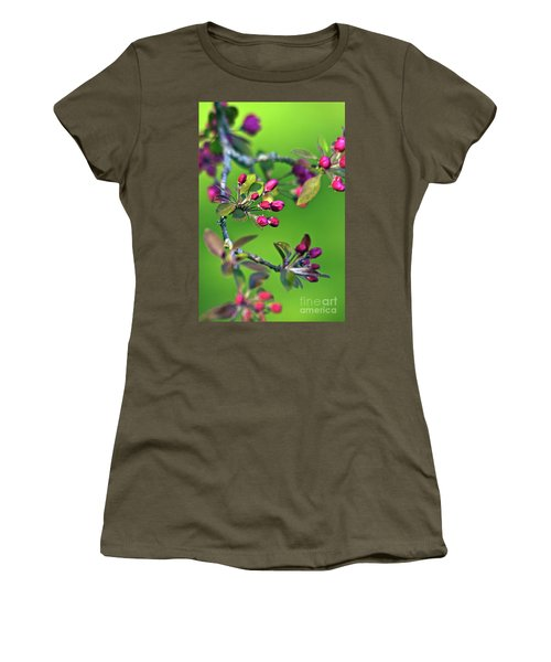 Blooming Spring Poetry Women's T-Shirt