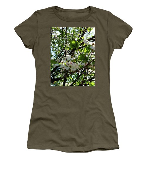 Blossoms 2 Women's T-Shirt (Athletic Fit)