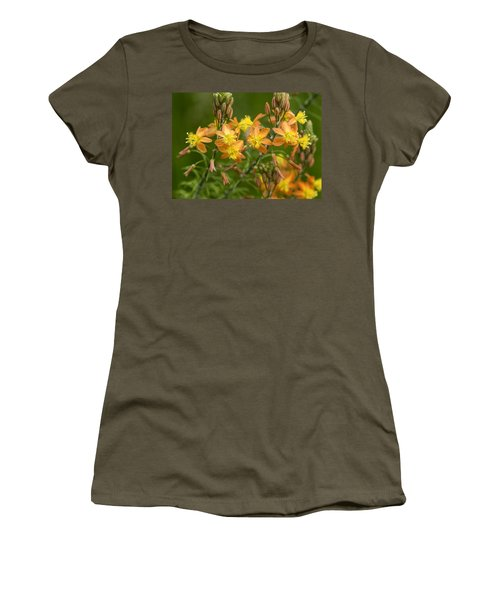 Women's T-Shirt (Junior Cut) featuring the photograph Blossoms Of Spring by Stephen Anderson