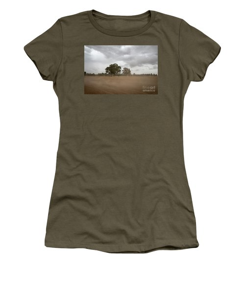 Blowing Up A Storm Women's T-Shirt