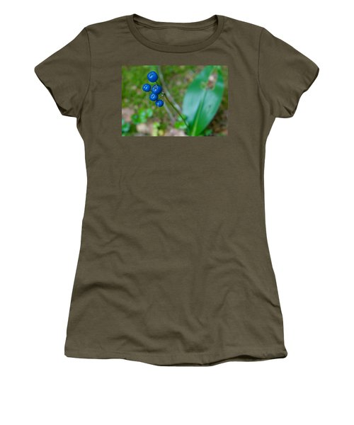 Blue Berries Women's T-Shirt