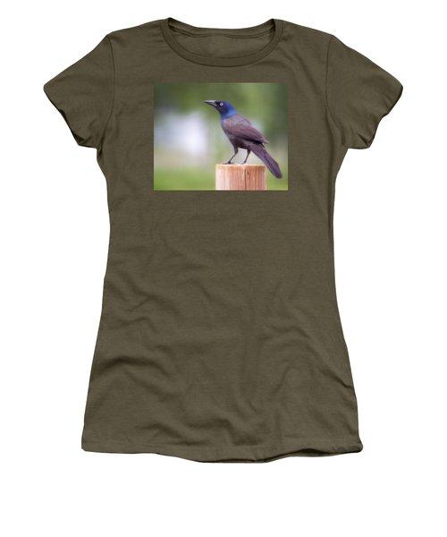 Blue Head Women's T-Shirt