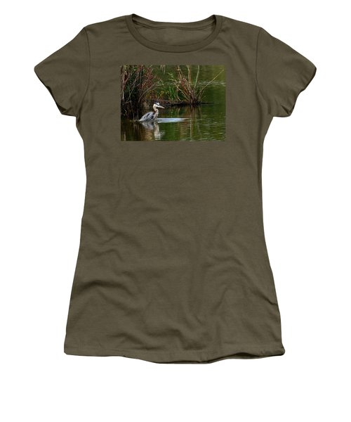 Blue Heron Pond Women's T-Shirt