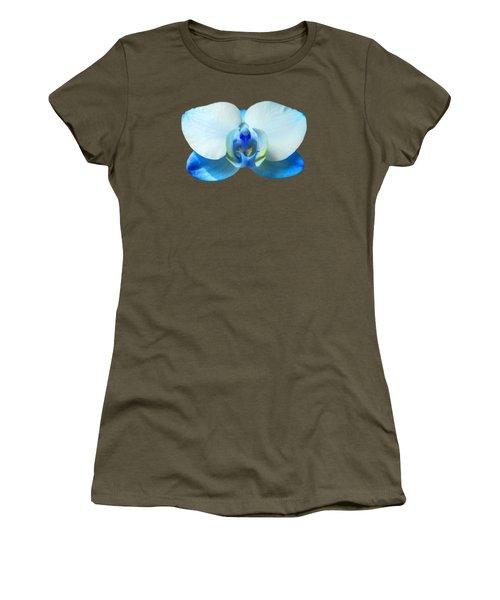 Blue Orchid 1 Women's T-Shirt (Junior Cut)
