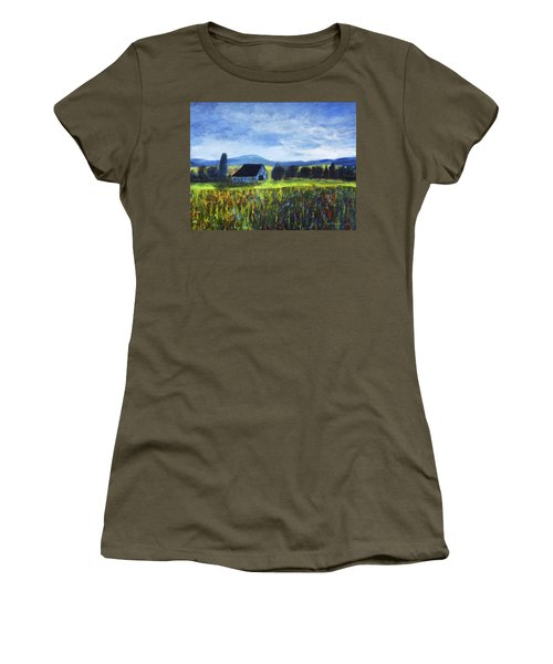 Blue Ridge Valley Women's T-Shirt