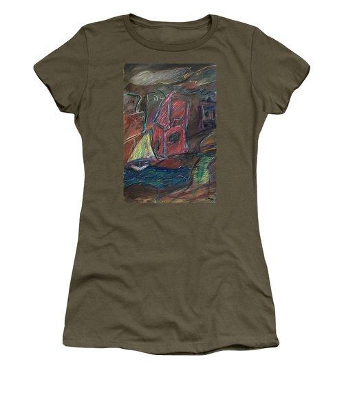Bluster Women's T-Shirt