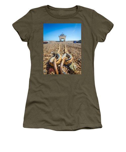 Boat Ropes. Women's T-Shirt