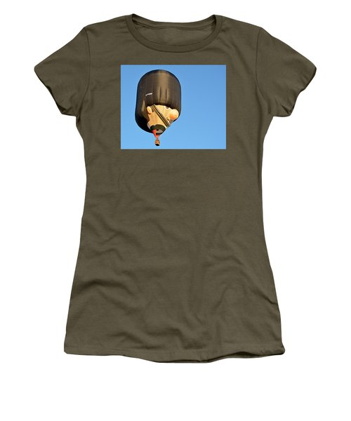 Women's T-Shirt featuring the photograph Bobby by AJ Schibig