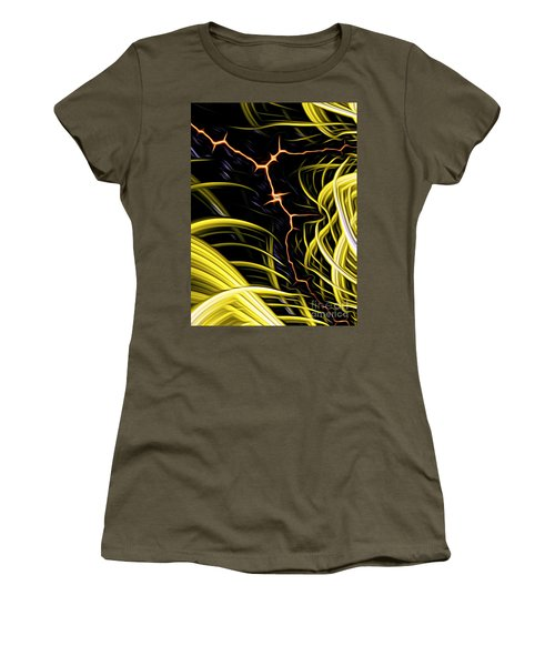 Bolt Through Women's T-Shirt
