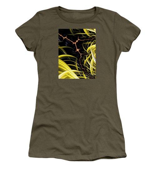 Bolt Through Women's T-Shirt