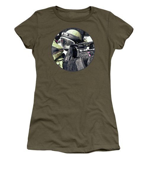Bomb Squad Uniform Women's T-Shirt