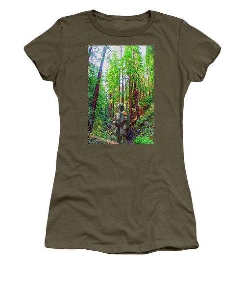 Boba Women's T-Shirt (Athletic Fit)