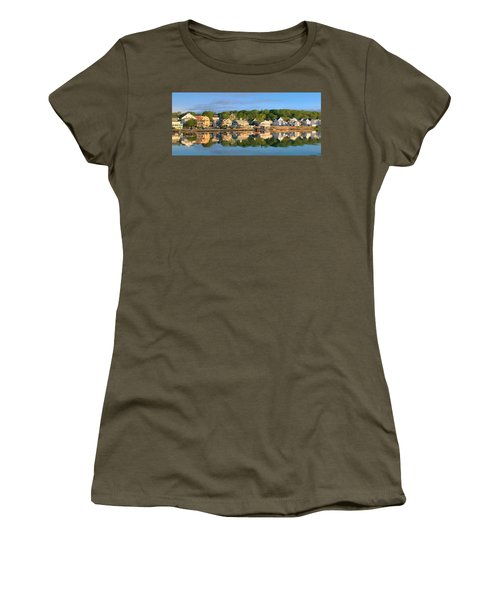 Booth Bay Reflections Women's T-Shirt