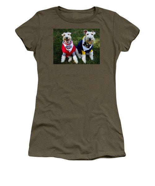 Border Battle Women's T-Shirt