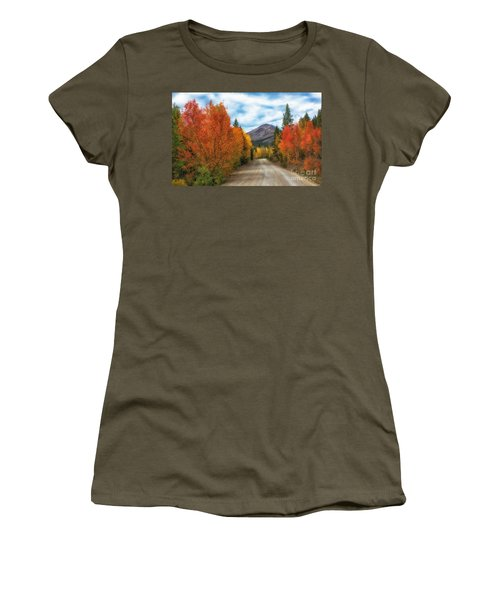 Boreas Mountain Women's T-Shirt