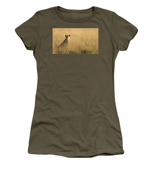 Born Free Women's T-Shirt (Athletic Fit)