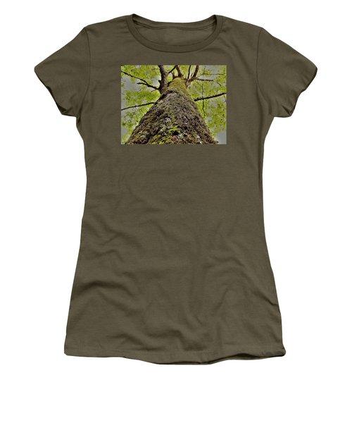 Botanical Behemoth Women's T-Shirt (Athletic Fit)