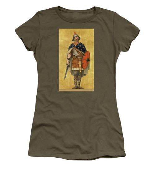 Baldwin Iron Arm Women's T-Shirt