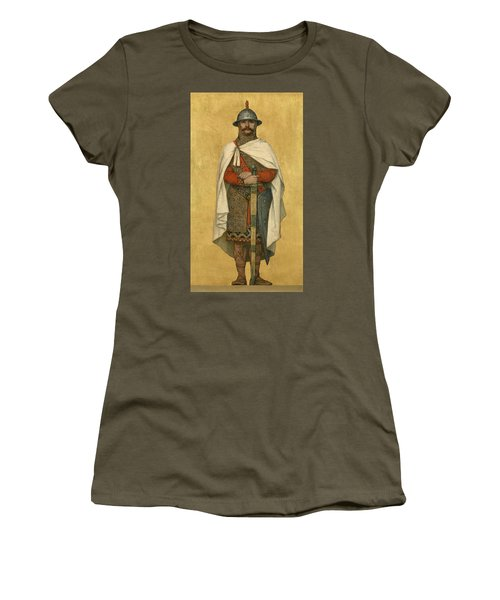 Baldwin Iv Women's T-Shirt