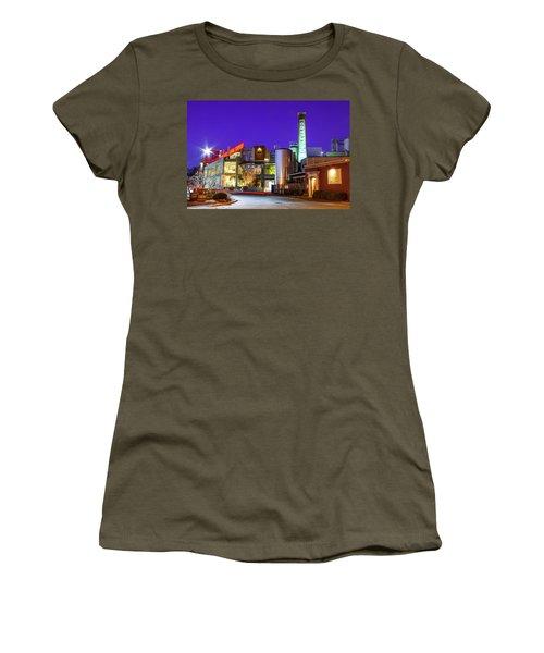 Boulevard Brewing Kansas City Women's T-Shirt (Athletic Fit)