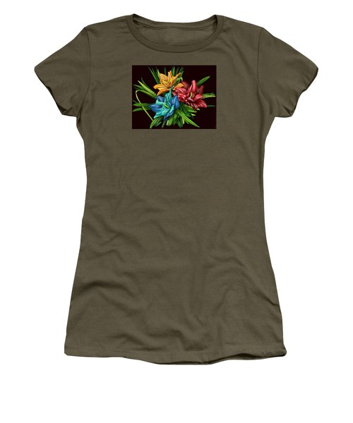 Bouquet#1 Women's T-Shirt (Athletic Fit)
