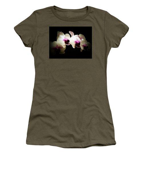 Breathless Beauty Women's T-Shirt (Athletic Fit)