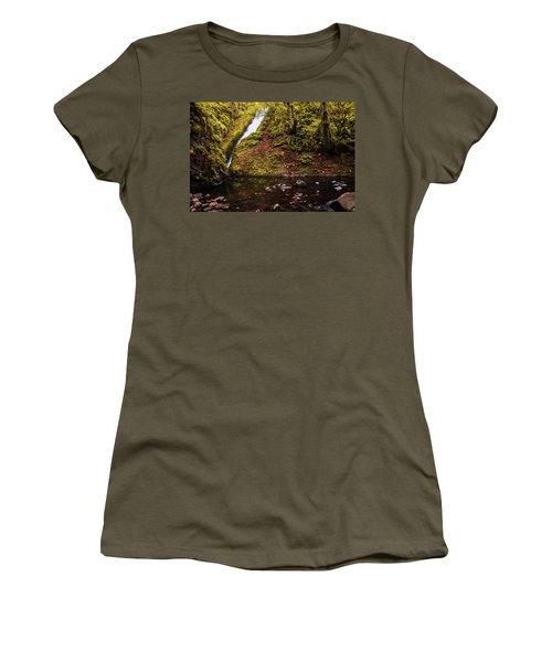Bridal Veil Falls Women's T-Shirt