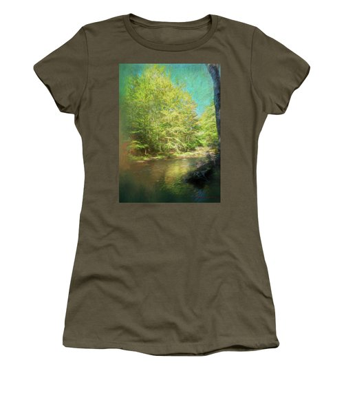 Bridge And Creek Women's T-Shirt