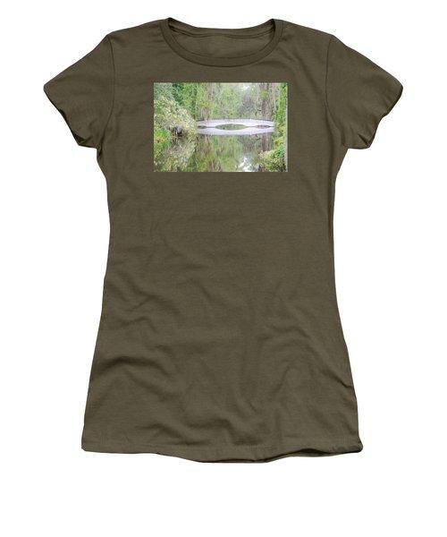 Bridge Over1 Women's T-Shirt (Athletic Fit)