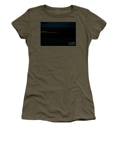 Bridging The Columbia River Women's T-Shirt