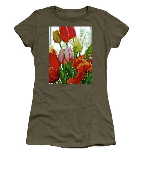 Bright Bouquet Women's T-Shirt