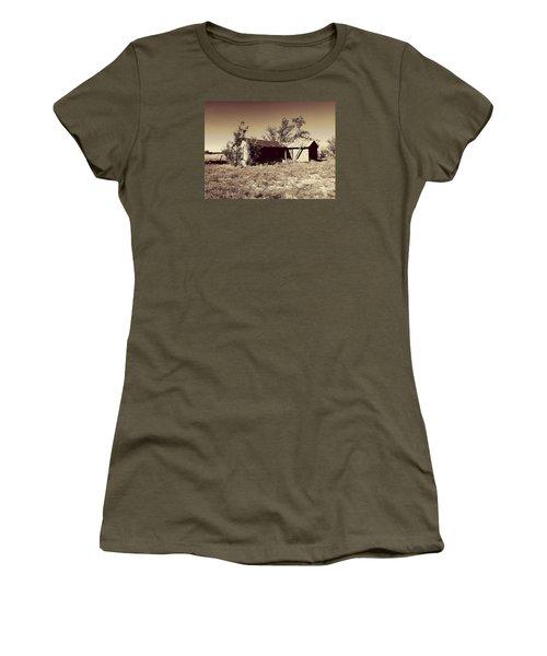 Broken Homestead Women's T-Shirt