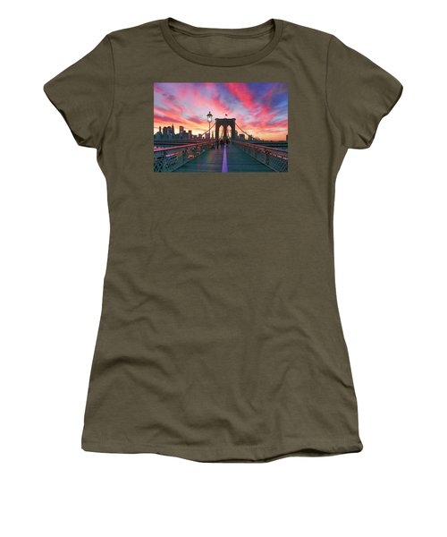 Brooklyn Sunset Women's T-Shirt