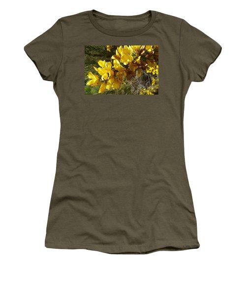 Broom In Bloom Women's T-Shirt