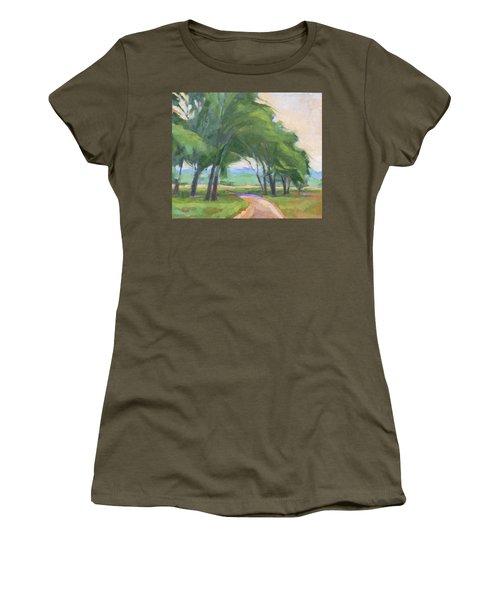 Bruce Vento Nature Sanctuary Women's T-Shirt (Athletic Fit)