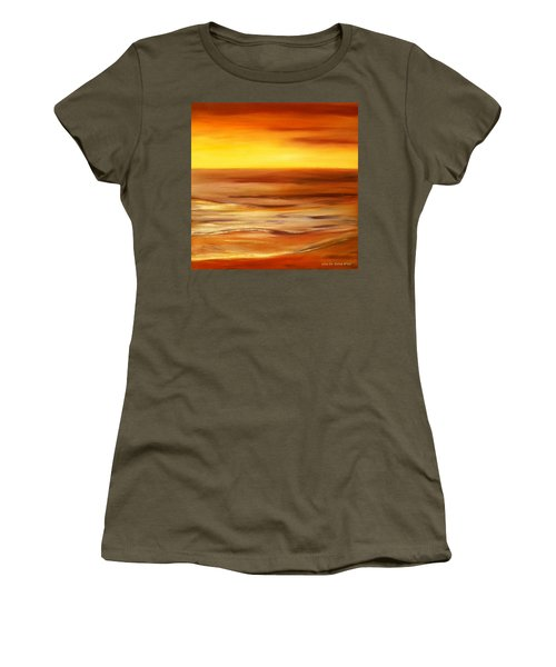 Brushed 8 Women's T-Shirt
