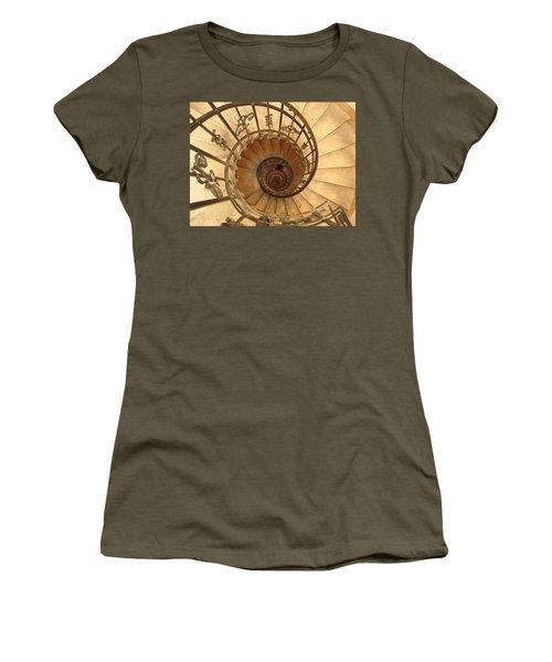Budapest Staircase Women's T-Shirt