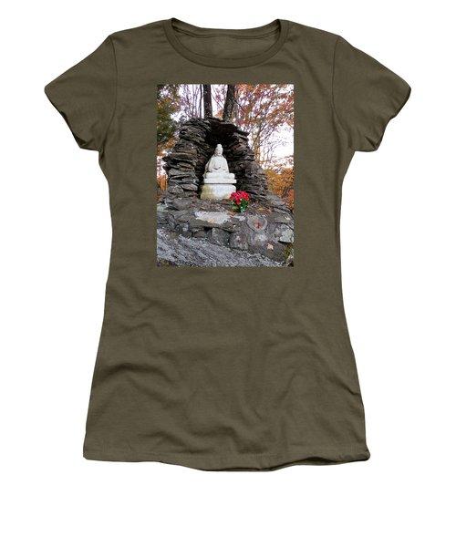 Buddha Statues 1 Women's T-Shirt