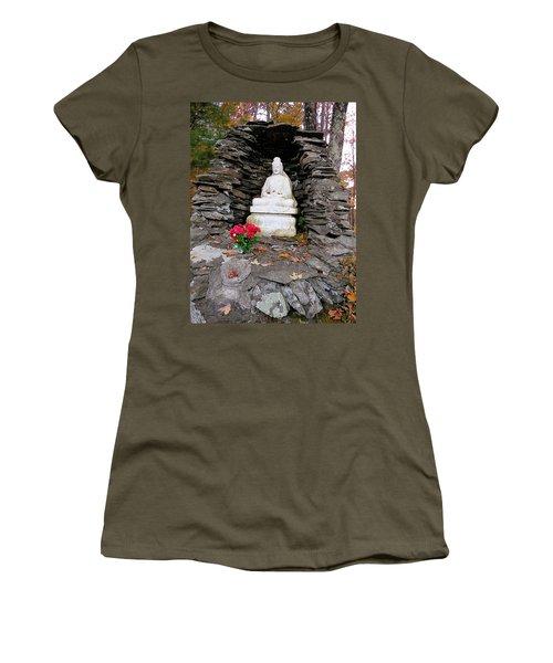 Buddha Statues 2 Women's T-Shirt