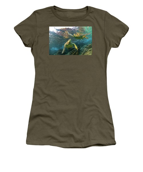 Friends Women's T-Shirt (Junior Cut)